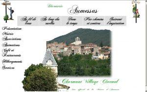 site de la commune d'Aumessas